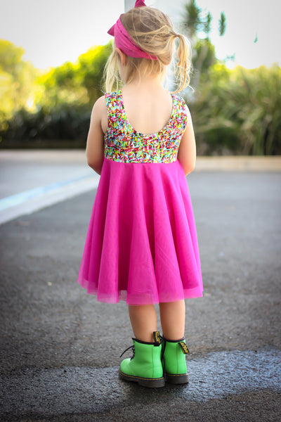 Sprinkles Party Dress - Lullaby Riot