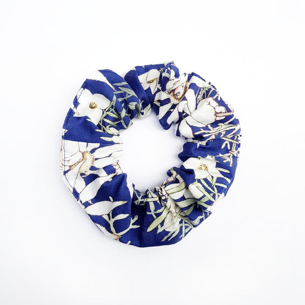 May Gibbs Navy Scrunchie - Lullaby Riot
