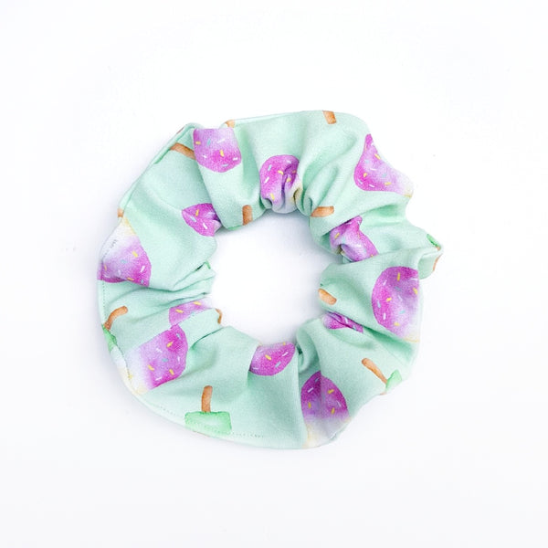Green Icecream Scrunchie - Lullaby Riot
