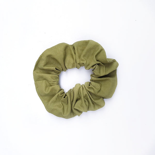 Cactus Green Scrunchie - Lullaby Riot