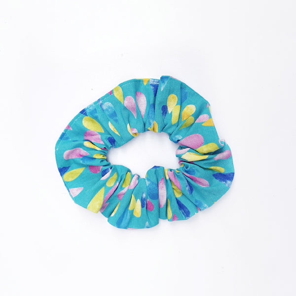 Bright Raindrops Scrunchie - Lullaby Riot