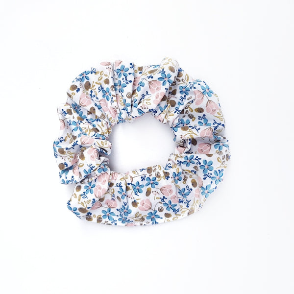 Sweet Floral Scrunchie - Lullaby Riot