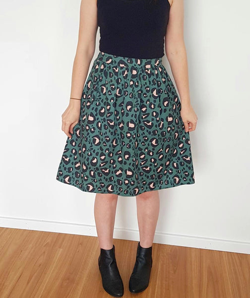 Ladies Skirt - CHOOSE FABRIC