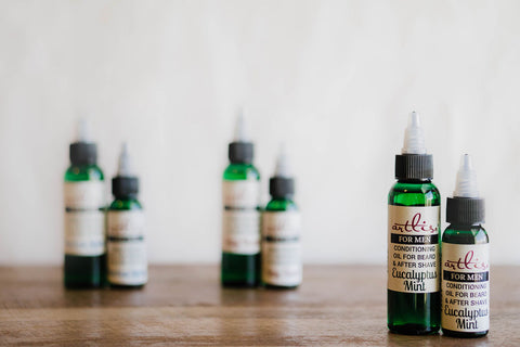 Eucalyptus Mint Beard & After Shave Oil
