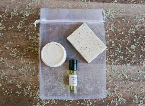 Eucalyptus Mint Gift Set