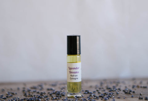 Lavender Dreams Roll-On Cologne