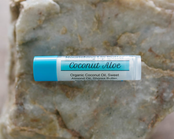 Coconut Aloe Lip Butter