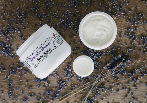 Lavender Dreams Body Butter