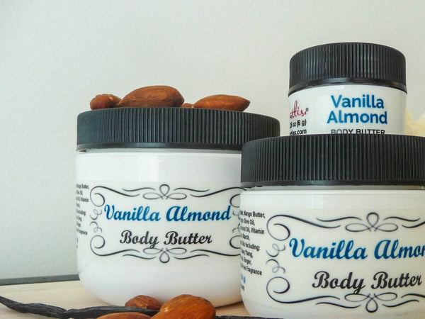 Vanilla Almond Body Butter