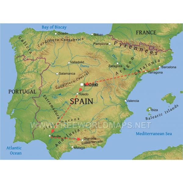 Top 10 mistakes people make when planning their trip to Spain