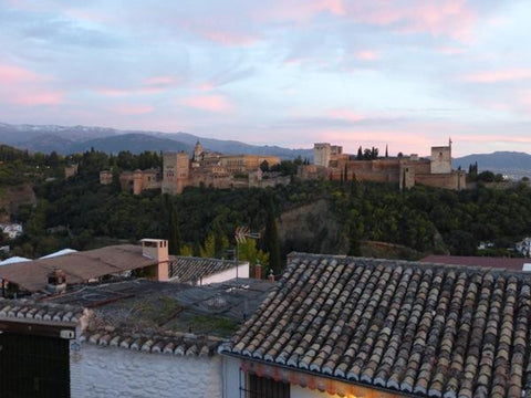 Alhambra on the hill