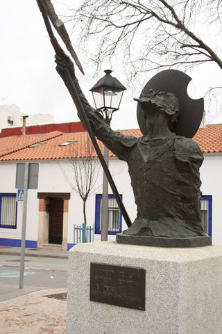 Birth Place Cervantes
