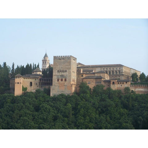 Alhambra up close