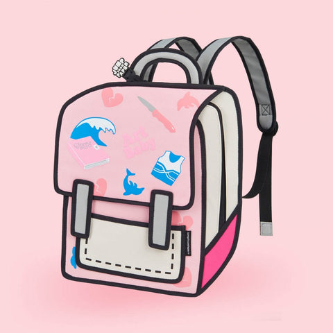 JFP Art Baby Backpack