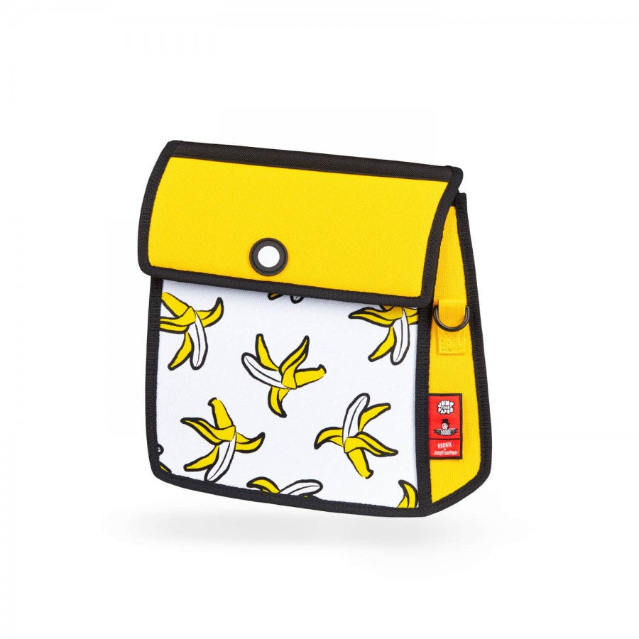 JFP Banana Printed Shoulder Bag
