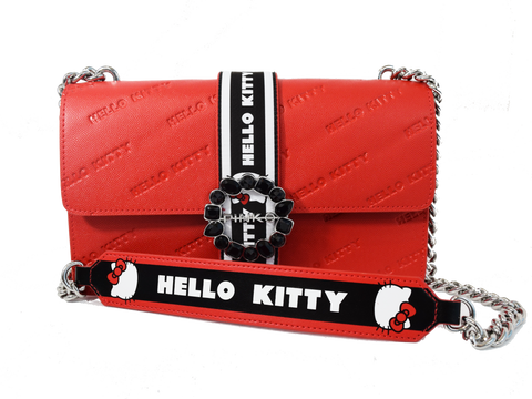 Pinko Hello Kitty Red Print