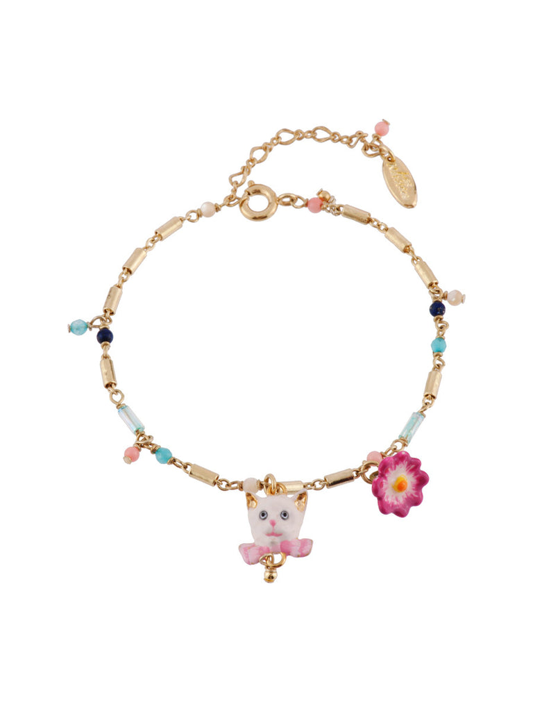 Les Nereides Little Cats Bracelet