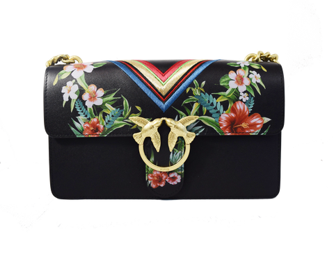 Pinko Bag Love Tropical