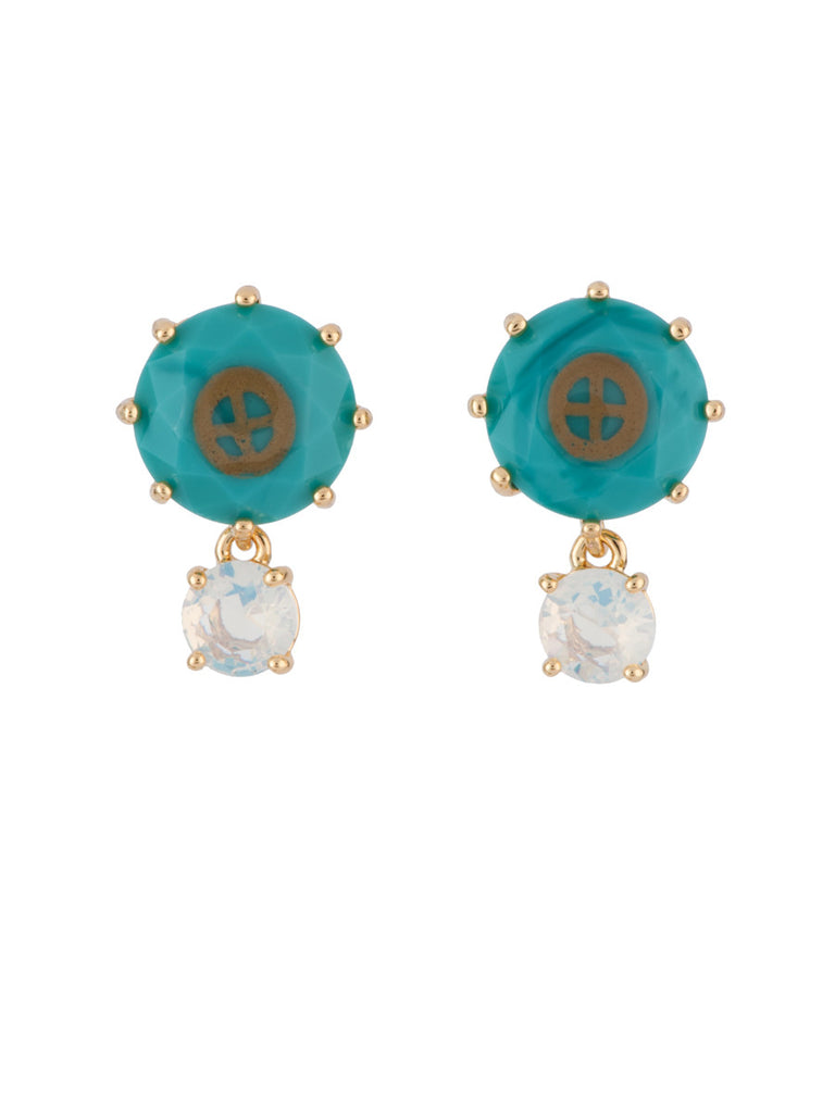 Les Nereides Symbole of Earth Earring