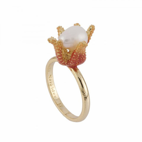 Les Nereides Atlantide Starfish Ring