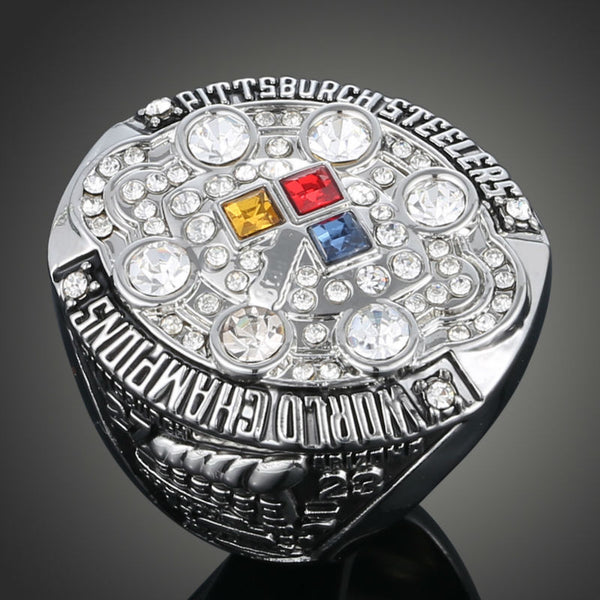 Pittsburgh 2009 Replica Ring
