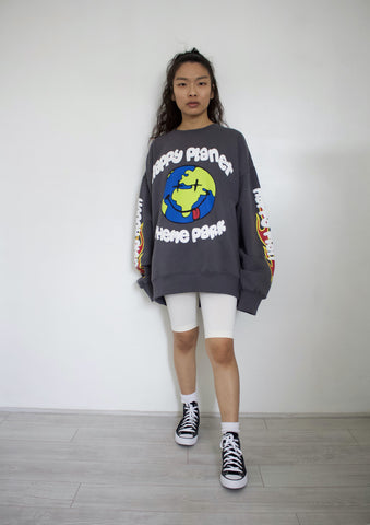 Happy Planet Sweatshirt