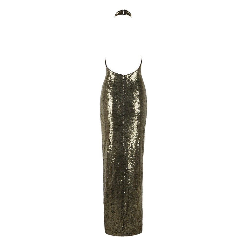 ZELLIA SEQUIN DRESS