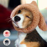 Warm Fuzzy Dog Hat