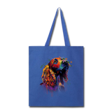 Hand painted cocker spaniel Tote Bag
