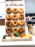 Disposable/reusable donut wall