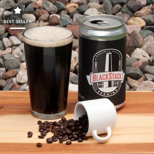 Spare Grounds Coffee Black Lager
