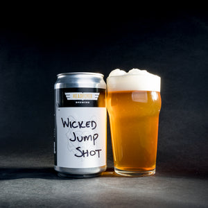 Wicked Jumpshot Pale Ale