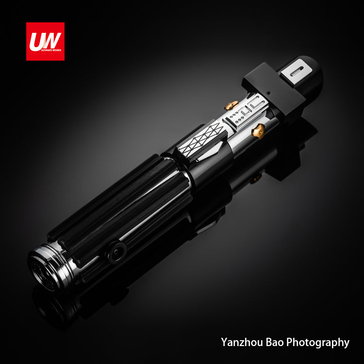 IN STOCK UW DV3 Saber Full Installed NP/Empty hilt