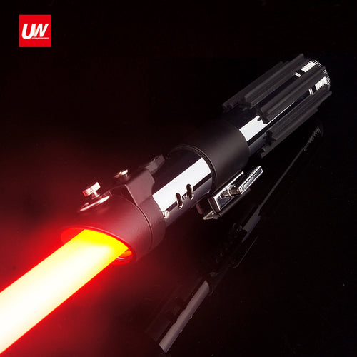 UW THE LORD LED SABER INSTALLED