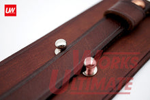 Jedi Belt- made of 100% cow leather