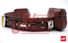 PRE ORDER Jedi Belt- made of 100% cow leather