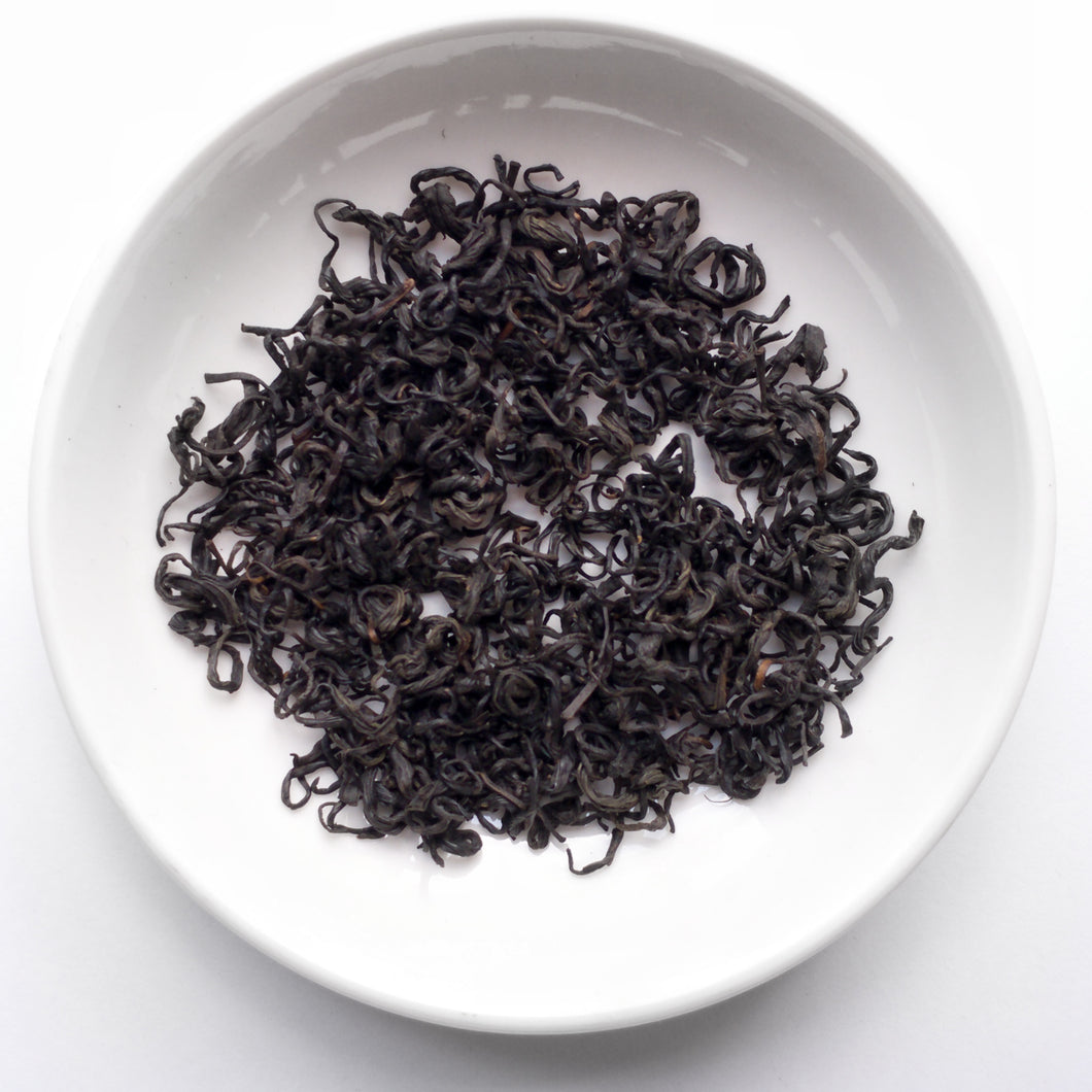 Laoshan Black Tea of Shandong - Sparrowtail Teas