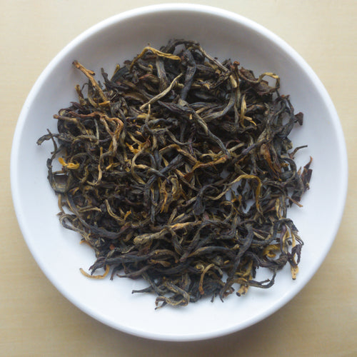 Old Tree Dian Hong Black Tea - Sparrowtail Teas