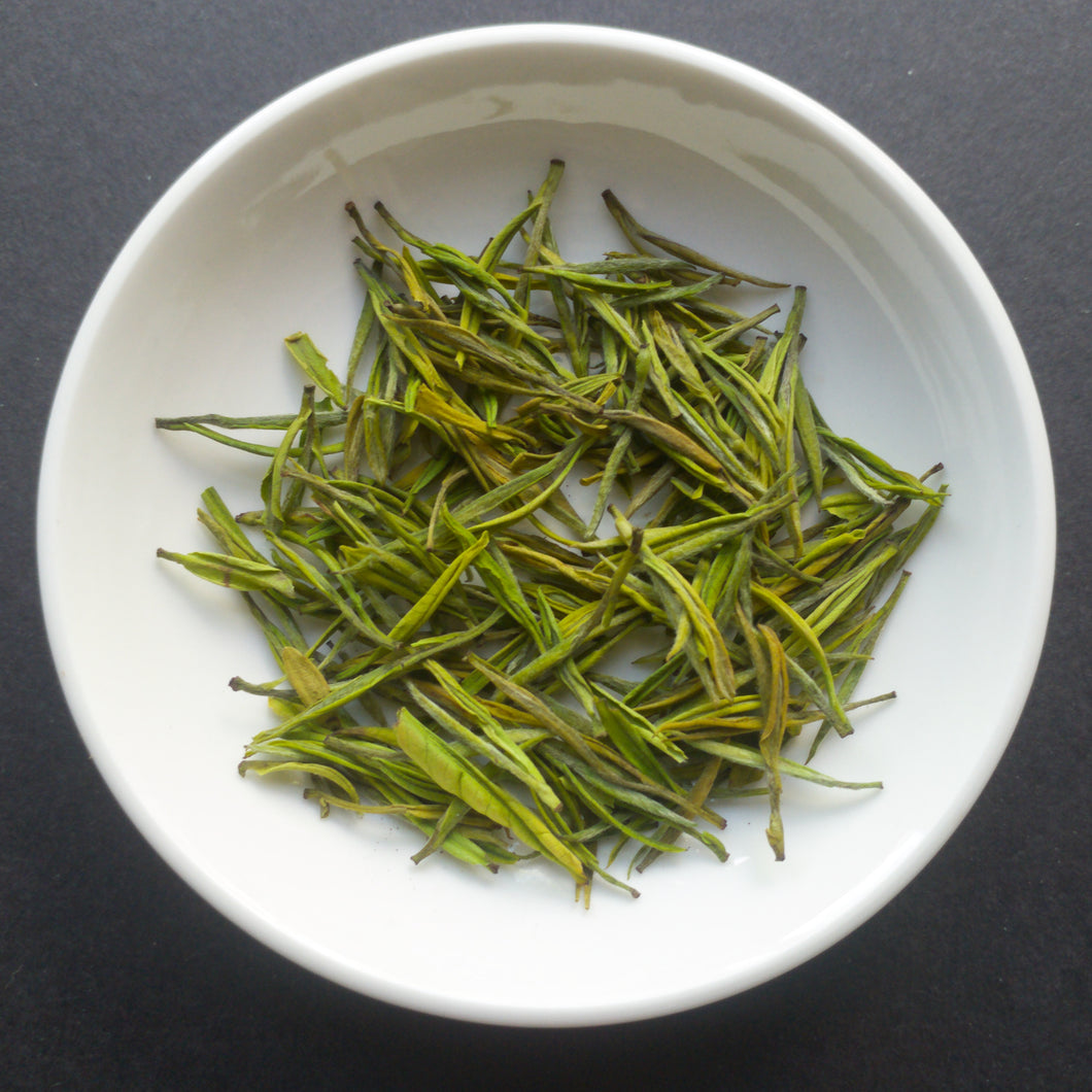 High Mountain Anji Bai Cha Zhejiang Green Tea - Sparrowtail Teas