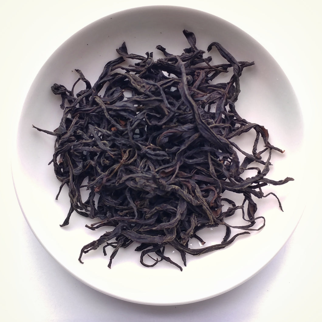 Single Bush Black Tea of Guandong - Sparrowtail Teas