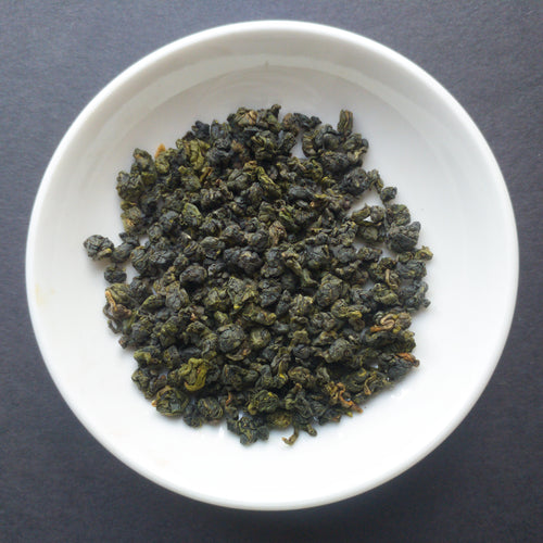 Certified Organic Dong Ding Oolong Tea
