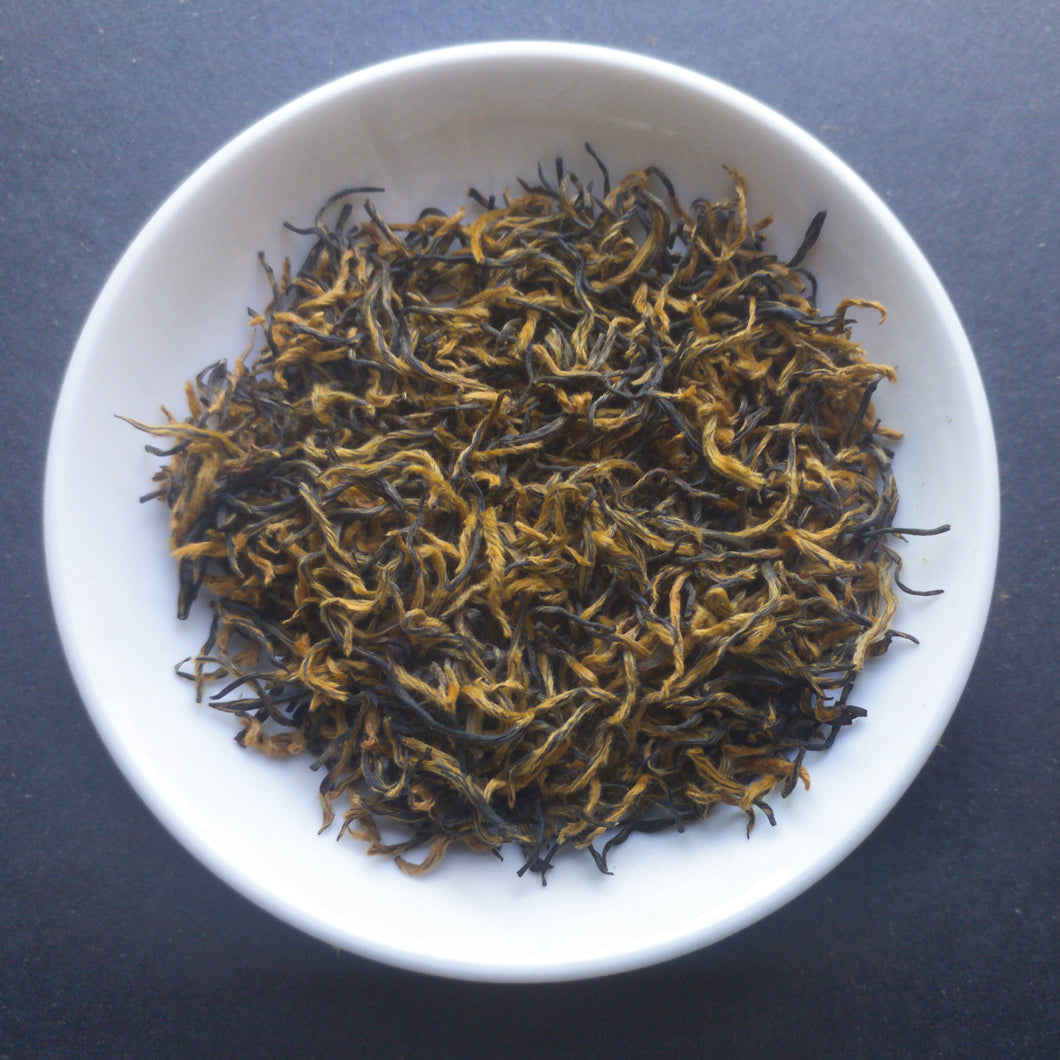 Golden Monkey Fujian Black Tea - Sparrowtail Teas