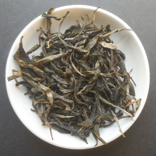 Pure Gushu Maocha of Jinngu Raw Pu-erh Tea - Sparrowtail Teas