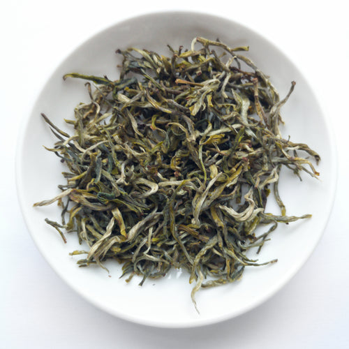 High Mountain Mao Feng Certified Organic Green Tea - Sparrowtail Teas