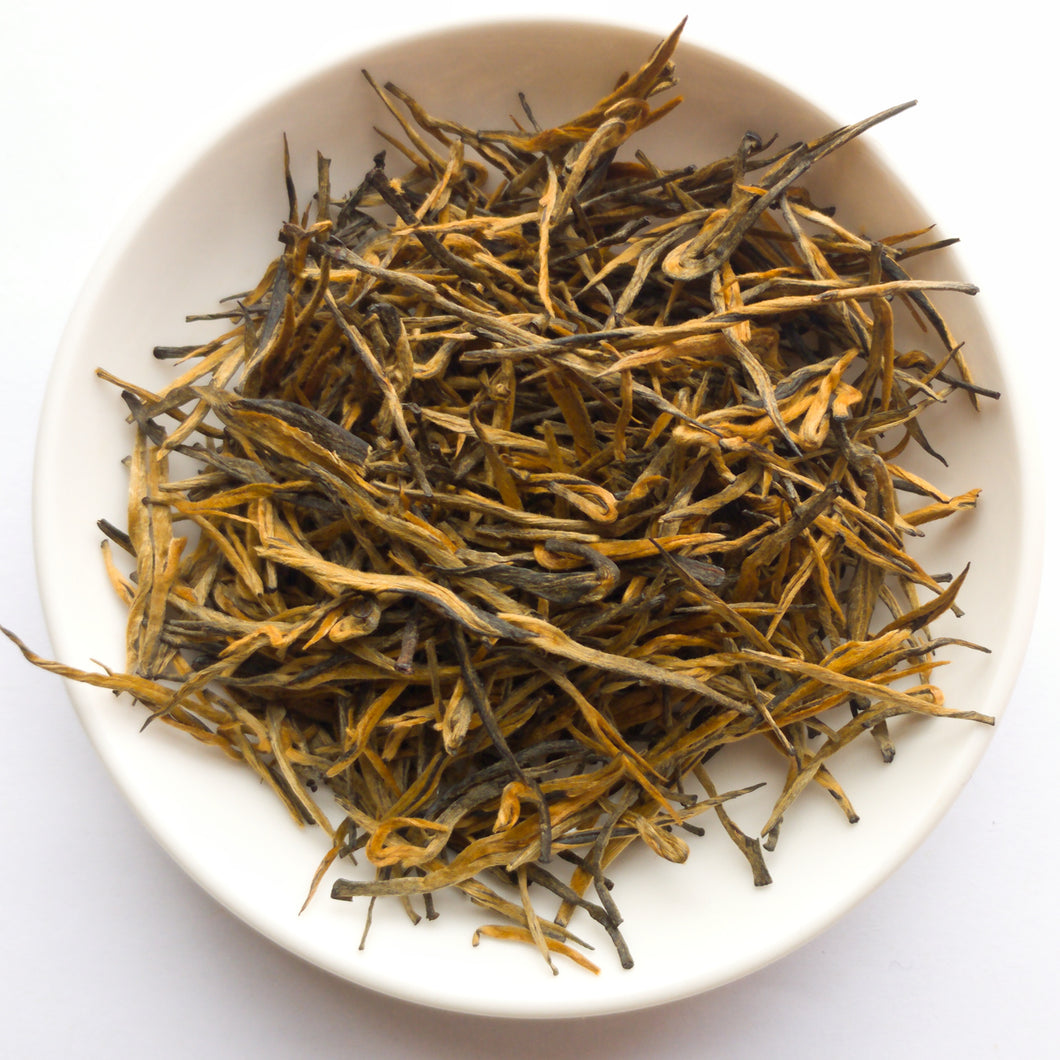 Imperial Dian Hong Yunnan Black Tea - Sparrowtail Teas