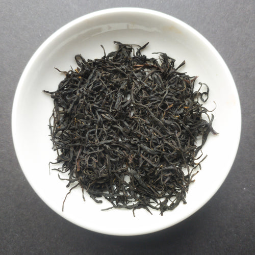 Red Plum Long Jing Black Tea