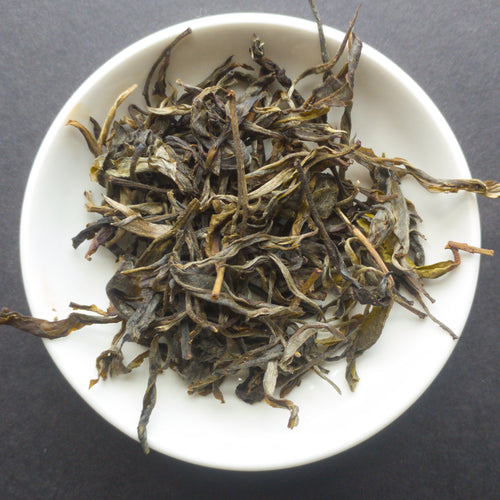 2019 Early Spring Maocha of Mengsong - Sparrowtail Teas