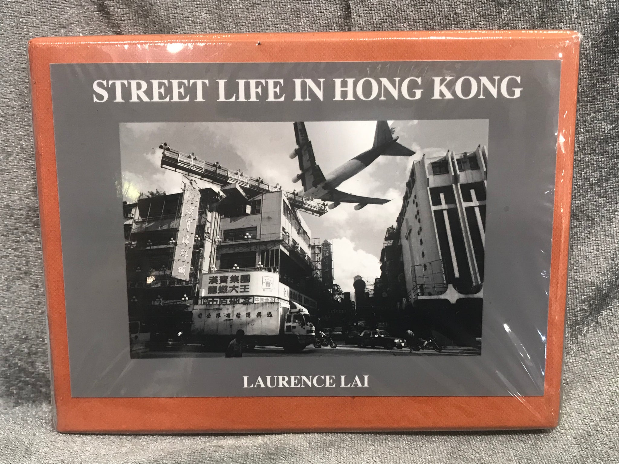 Street Life Hong Kong(13 pcs prints)