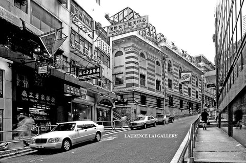 Fringe Club Wyndham Street, Central, Hong Kong