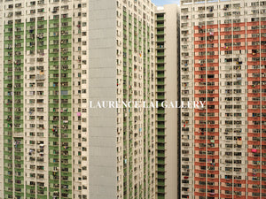 High Density Hong Kong